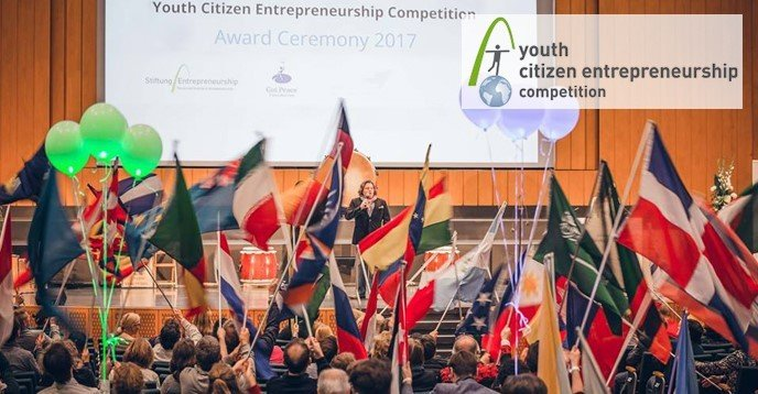 2018 Youth Citizen Entrepreneurship Competition: Submit your