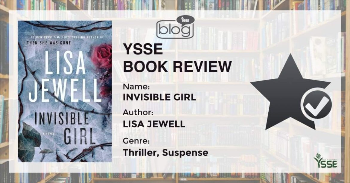 Book review: Invisible Girl