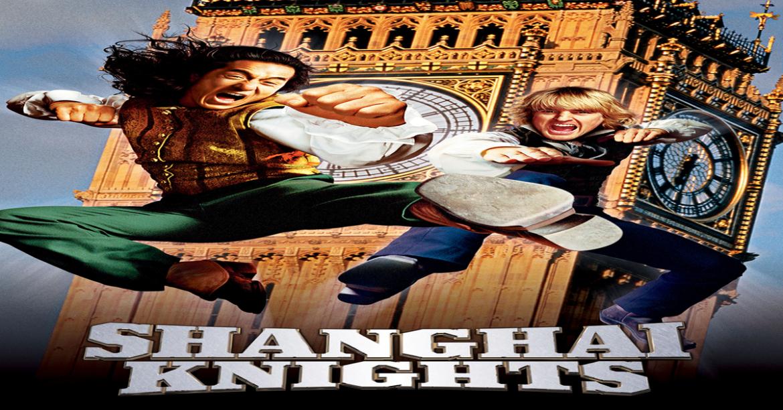 Movie Review: Shanghai Nights